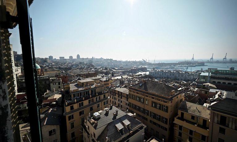 Panoramica Lussuosa Dimora Santa Brigida Genova
